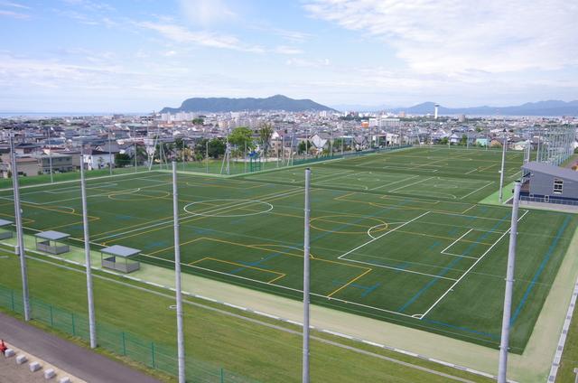 函館フットボールパーク【施設案内】 | 函館市